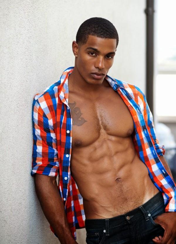 ANTON Las Vegas male stripper