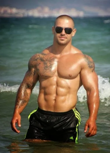 miami beach male stripper